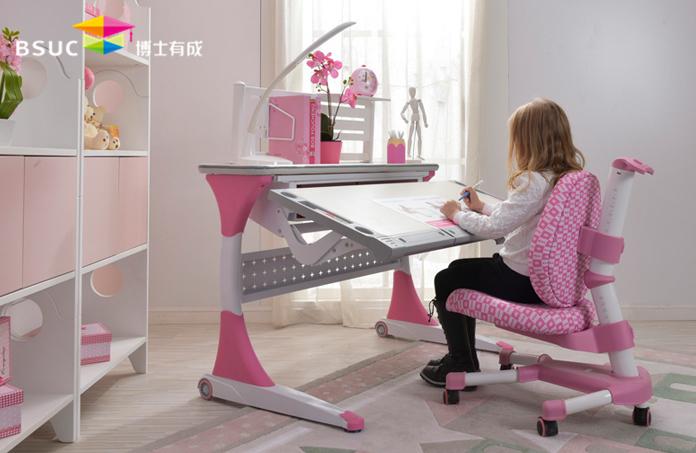 儿童书桌椅学习桌如何选择