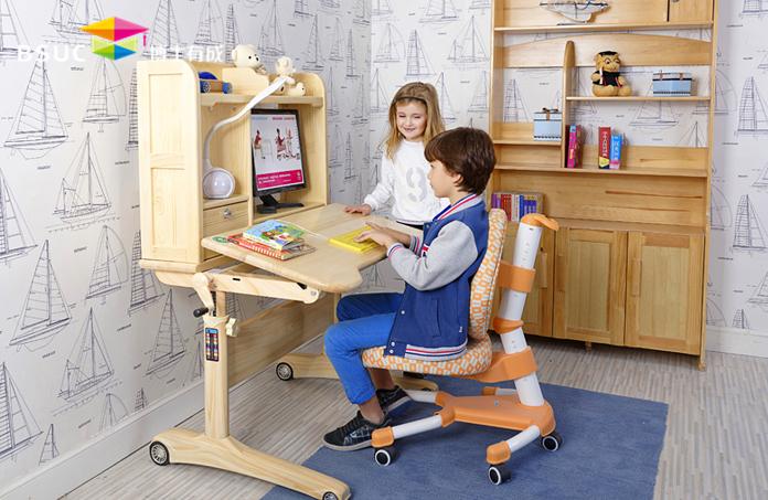 多功能儿童学习桌协助您的孩子养成好习惯