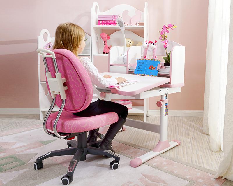 博士有成DRZ-18001学习桌配DRY-103椅子