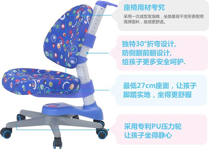 博士有成矫姿椅的优势
