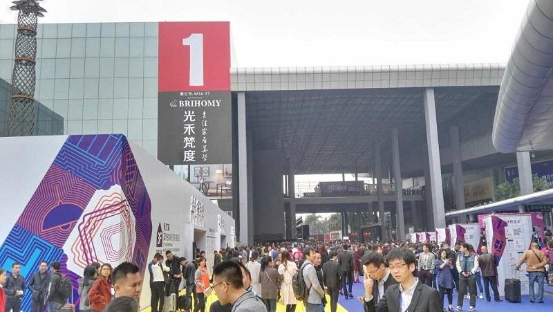 东莞厚街国际家具博览会,带你直击现场