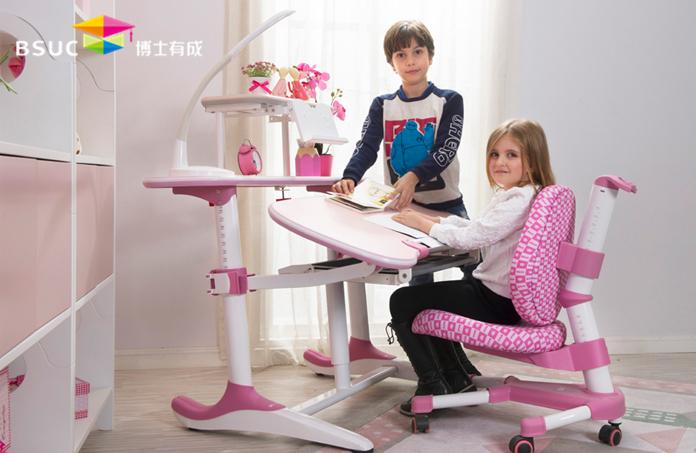 儿童书桌椅多功能学习桌为孩子带来的好处