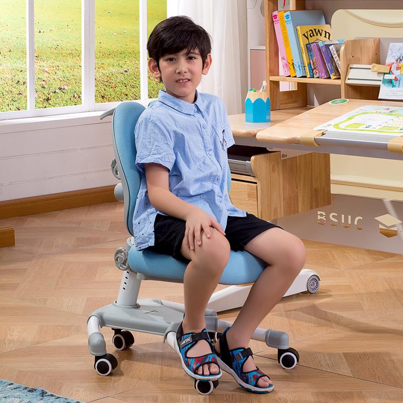 DRY-601人体工学椅蓝色