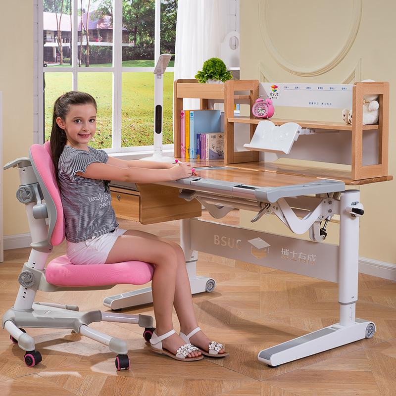 孩子的好成绩,从一张健康的学习桌椅开始!