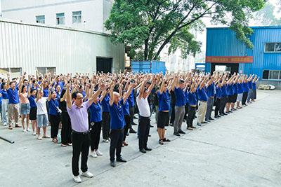 9月全厂职工动员大会,紧盯目标 众志成城,全力以赴打好旺季生产销售攻坚战