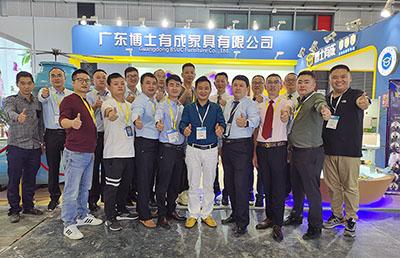 第20届上海CBME孕婴童展,博士有成学习桌惊艳亮相引发众人围观