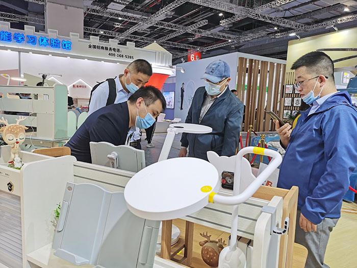 博士有成惊艳亮相第20届CBME上海孕婴童展