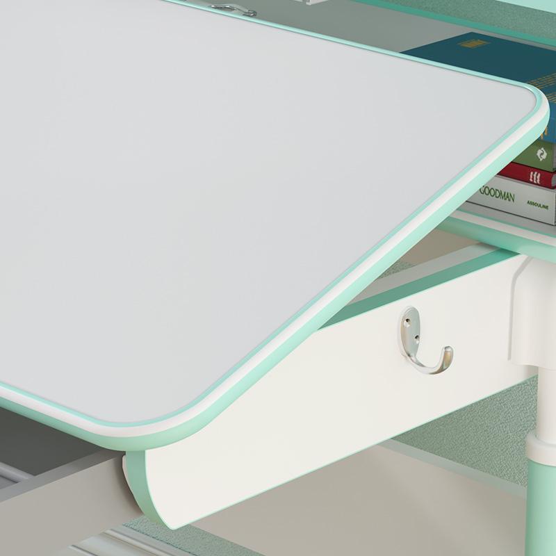 牛津10003學習桌桌面傾斜細節展示